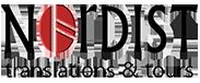 Nordist – translations & tours, tłumaczenia i wycieczki Logo